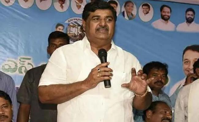 Darmana Krishna das requests officers to stay alert people - Sakshi