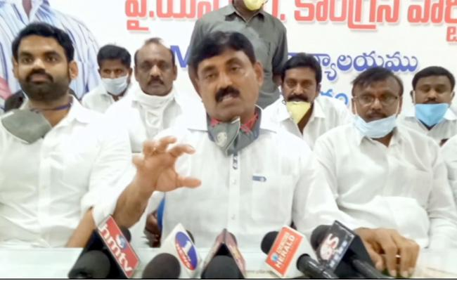 MLA Ravindranath Reddy Spoke On Pothireddypadu Project - Sakshi