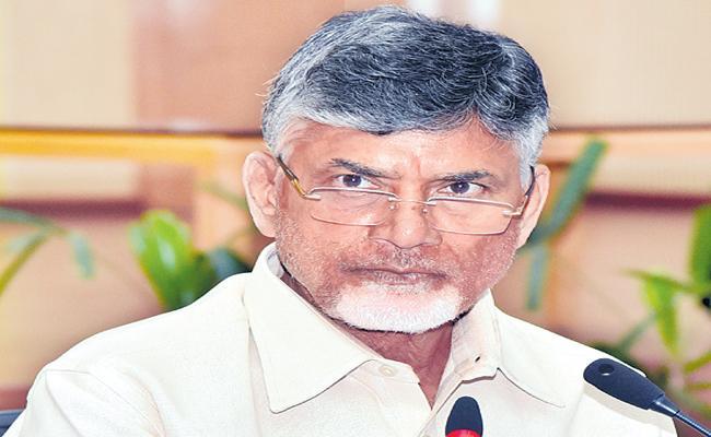 Chandrababu Comments On CM YS Jagan - Sakshi