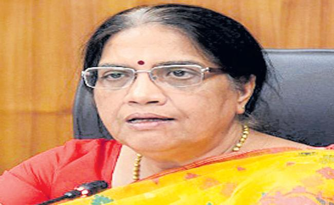 State Level Committee Meeting on Central Govt Package Implementation - Sakshi