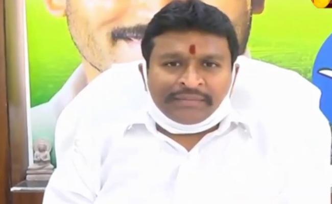 Vellampalli Srinivas Rao Comments On Chandrababu And Pawan Kalyan In Vijayawada - Sakshi