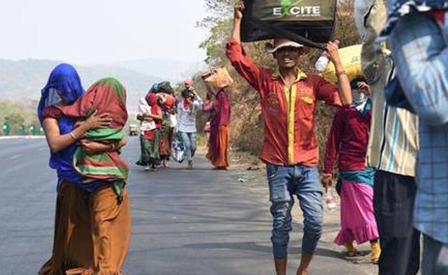 For Poor Indians Summer May be Deadlier than Coronavirus - Sakshi