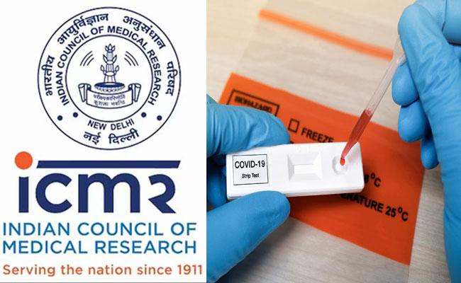 ICMR revises strategy for Covid-19 testing in country - Sakshi