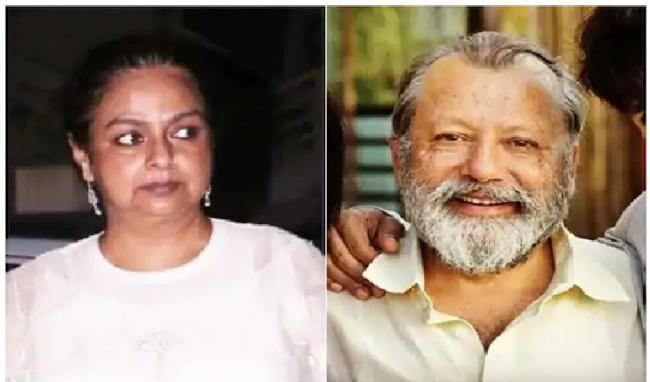 Neelima Azim on Divorce with Pankaj Kapur - Sakshi