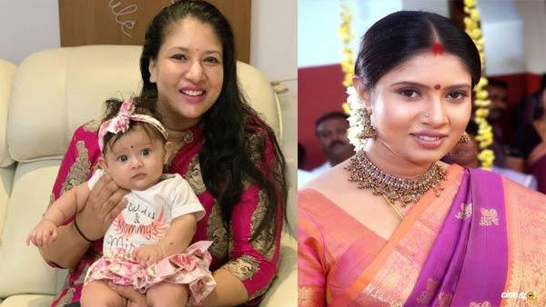 Telugu Senior Heroine Sangavi Became A Mother In 42 - Sakshi
