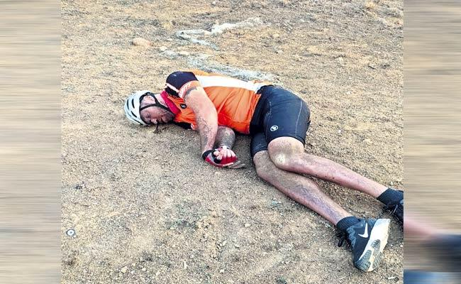 US Citizen Deceased Accidentally During Cycling - Sakshi