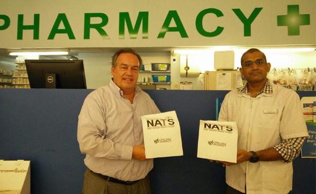 NATS distributes Masks to over 1000 front line workers battling corona virus - Sakshi