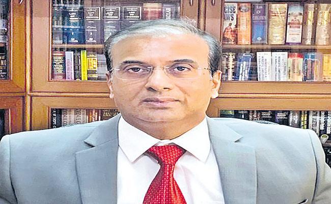 Vijaysen Reddy Appointed As Telangana High Court Judge - Sakshi
