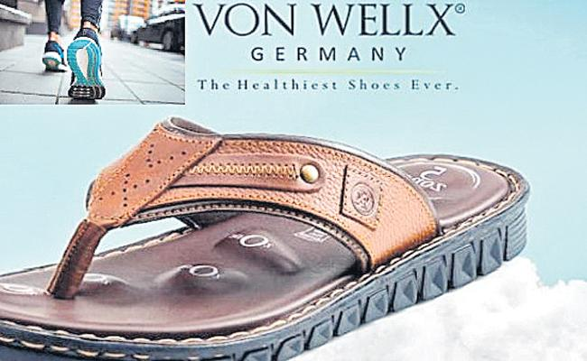 Von wellx company from China to India - Sakshi