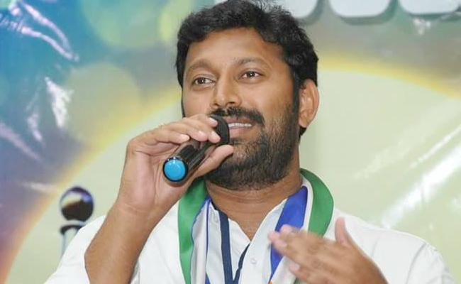 YS Avinash Reddy Leter to Central Minister For AP People in Kuwait - Sakshi