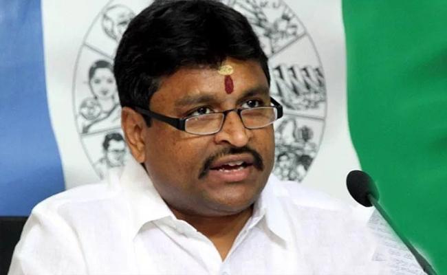 Minister Vellampalli Srinivasa Rao Fires On Pawan Kalyan - Sakshi