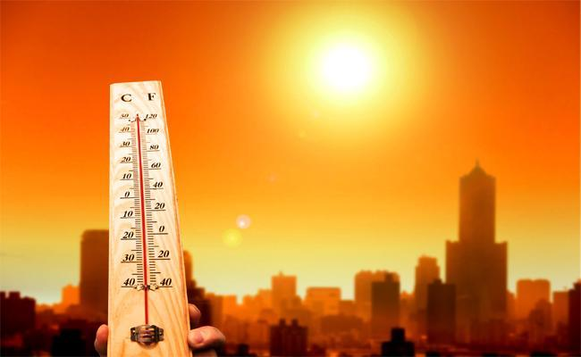 Weather Dept Warnings That Temperatures Will Be Above 44 In AP