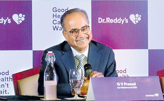 Dr Reddy is Q4 net surges 71persant on generics business - Sakshi