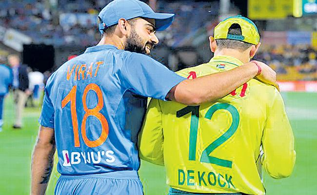 India VS South Africa T20 Series Will Be In August - Sakshi