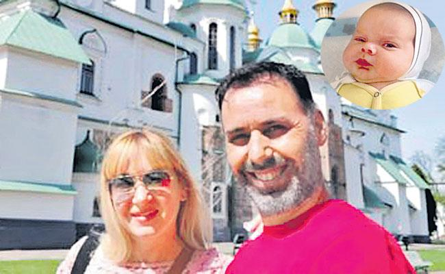 Story About Parents From Argentina Missing Surrogacy Child Due To Lockdown - Sakshi