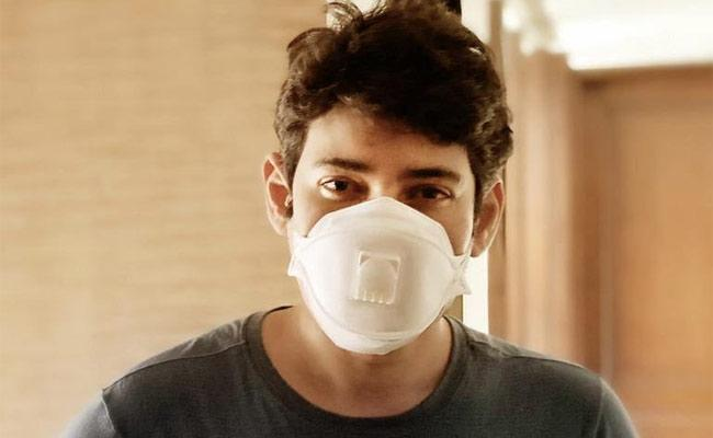 Mahesh babu Twitted To The People that Importance Of Wearing Mask - Sakshi