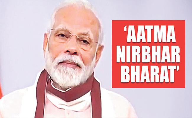 Kishan Reddy Article On Atmanirbhar Bharat - Sakshi