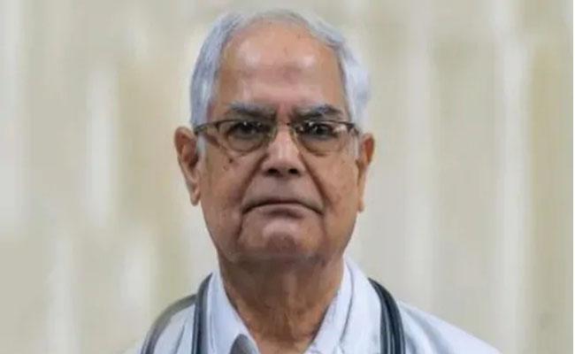 Senior AIIMS Doctor Jitendra Nath Pande Dies Of COVID19 In Delhi - Sakshi