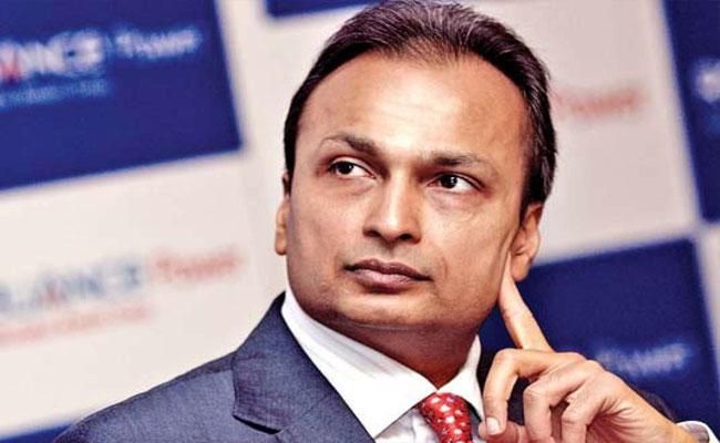 UK Court Orders Anil Ambani To Pay 717 Million Dollars To Chinese Banks - Sakshi