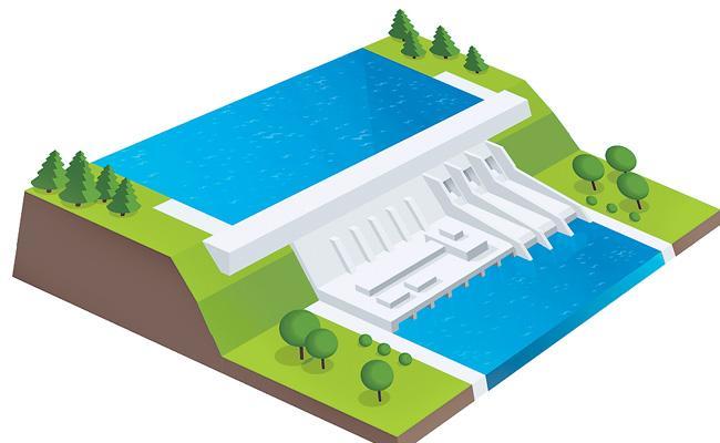Coronavirus Effect On Check Dams Construction In Telangana - Sakshi