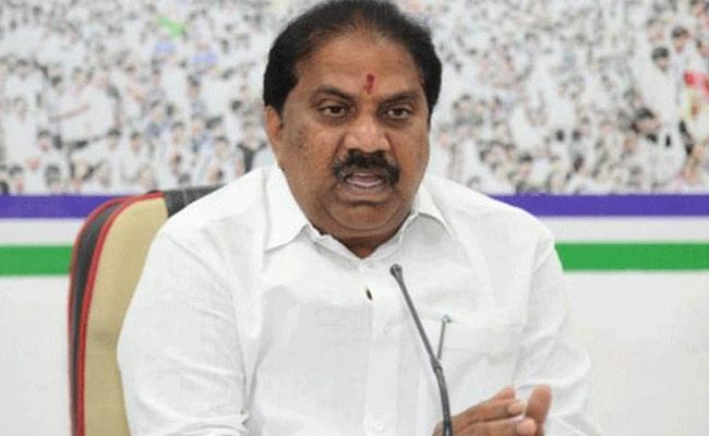 YSRCP MLA Malladi Vishnu Comments Over TDP - Sakshi
