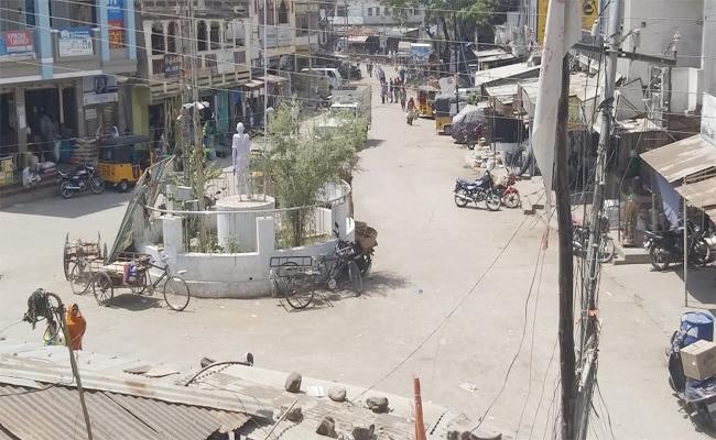 Summer Temperatures Rises in Adilabad - Sakshi
