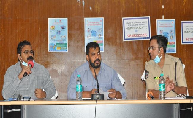 Coronavirus Control in SPSR Nellore Green Zone Soon - Sakshi