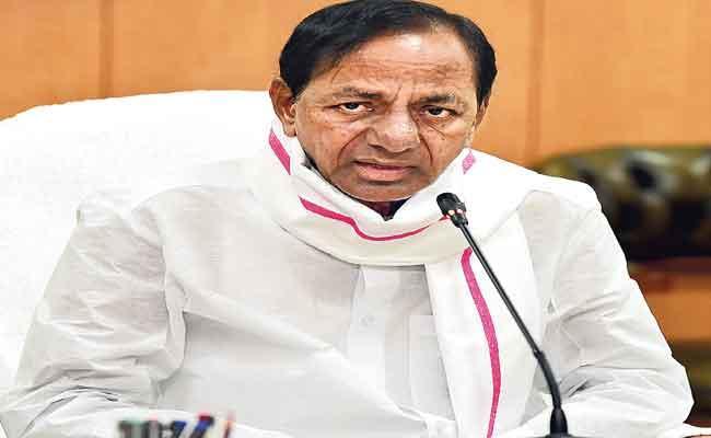 Appearance of Cultivation Should Change CM KCR Calls - Sakshi