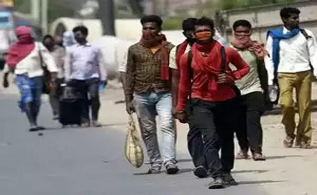 Migrant Workers Return Home Safely Says Central Government - Sakshi