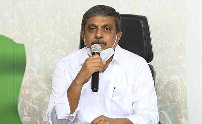 Andhra Pradesh witnessed One Year For YSRCP Mass victory, says Sajjala - Sakshi