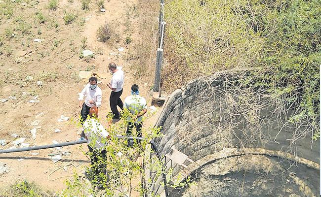 Central Government Focused On Geesugonda Suicide Case - Sakshi