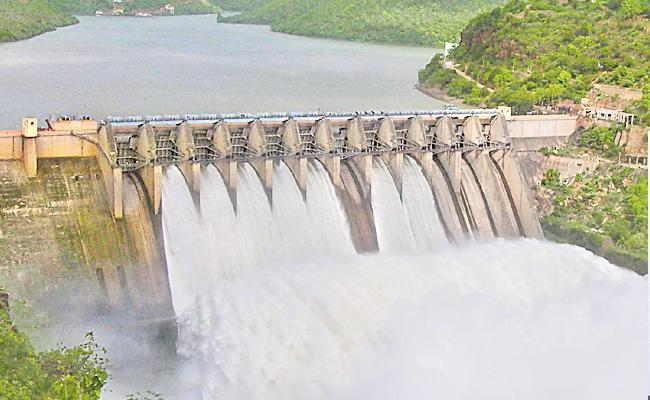 CWC Meets AP And Telangana On Flood Of Krishna And Godavari Projects - Sakshi