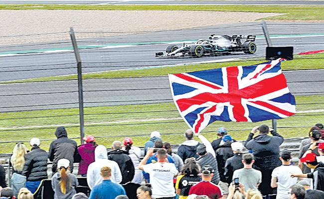Without Quarantine Not Possible For Grand Prix Race Says British Government - Sakshi