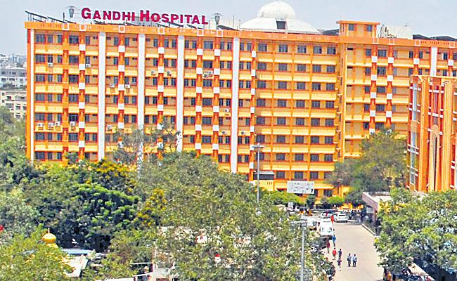 Corona Patient Recovered For Plasma - Sakshi