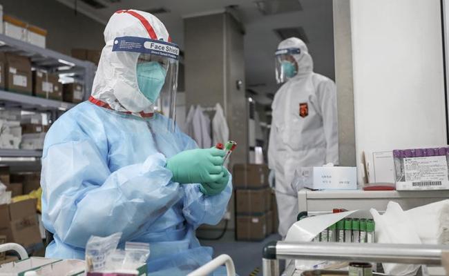 Wuhan Lab Denies Corona Virus Rumours - Sakshi