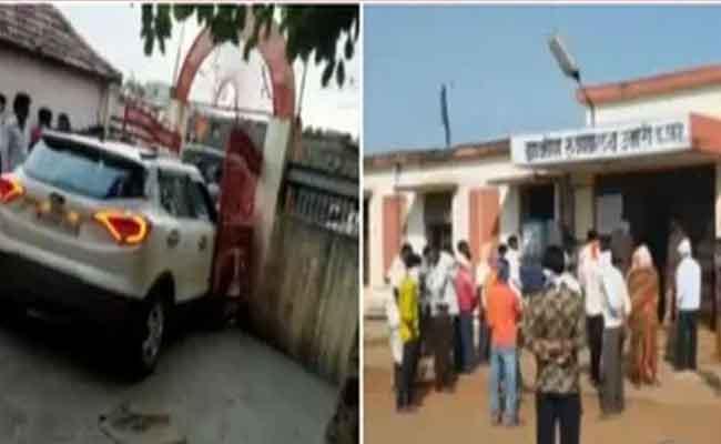 Police Arrested One Accused In Nanded Sadhus Murder Case - Sakshi