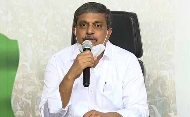 Sajjala Ramakrishna Reddy Comments On YS Jagan Govt - Sakshi