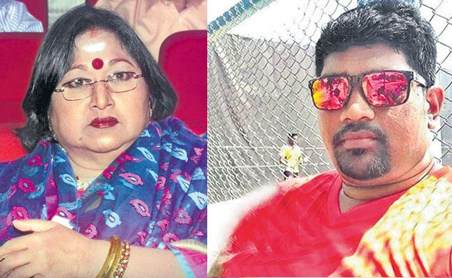 Senior actress Vanisri son passes away - Sakshi