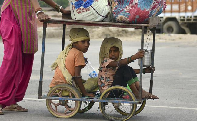 Coronavirus Lockdown: India is a Immigrant Country - Sakshi