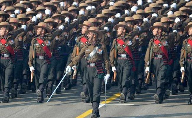Nepal Defence Minister Says Indian Army Chief Hurt Gurkha Sentiments - Sakshi