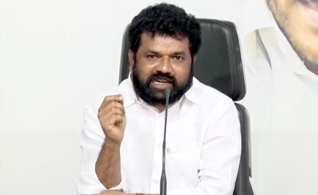 YSRCP MP Nandigam Suresh Challenge To Chandrababu Naidu - Sakshi