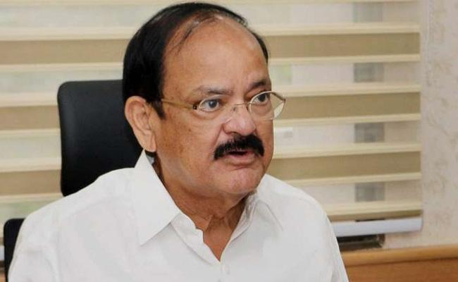 Vice President Venkaiah Naidu Urges To NITI Aayog In Udayagiri Water - Sakshi