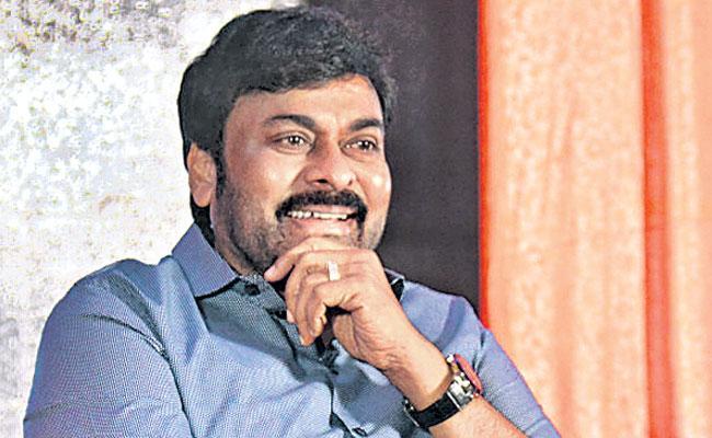 Megastar Chiranjeevi thanks AP CM YS Jagan Mohan Reddy - Sakshi