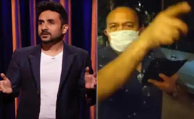 Vir Das Neighbour Sneezes On Him For Breaking Lockdown Rules - Sakshi