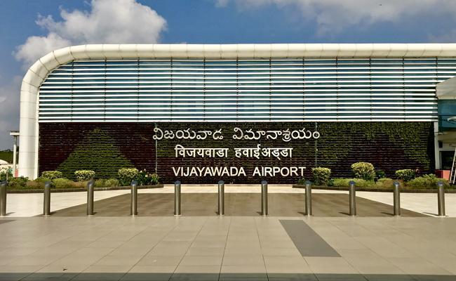 Domestic Flight Services Resume In Andhra Pradesh - Sakshi