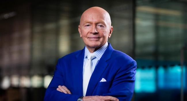 Mark Mobius says optimists will win in markets - Sakshi