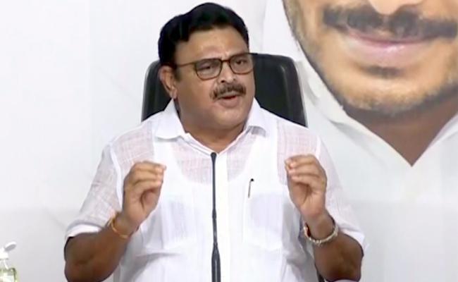 YSRCP MLA Ambati Rambabu Criticism On Chandrababu Naidu - Sakshi