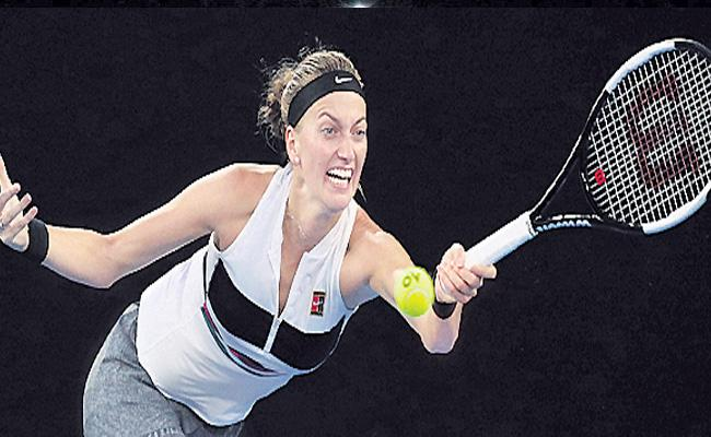 I Can Not Play Without Audience Says Former Wimbledon Winner Petra Kvitova - Sakshi