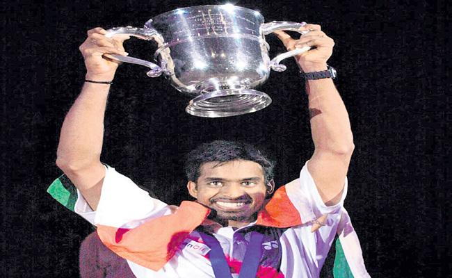 Special Story About Pullela Gopichand Championship Of England - Sakshi