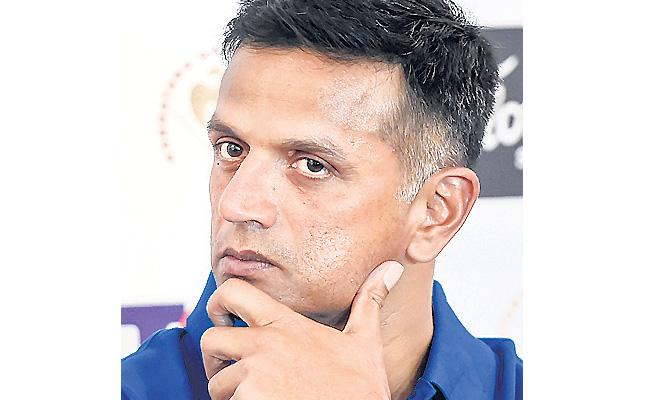 Restoration Of Cricket Is Difficult In Present Situation Says Rahul Dravid - Sakshi